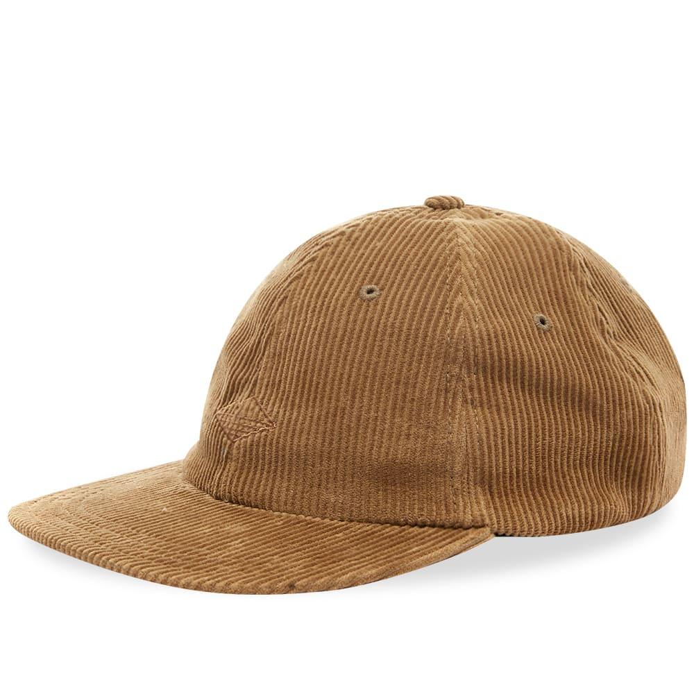 Battenwear Field Cap In Brown