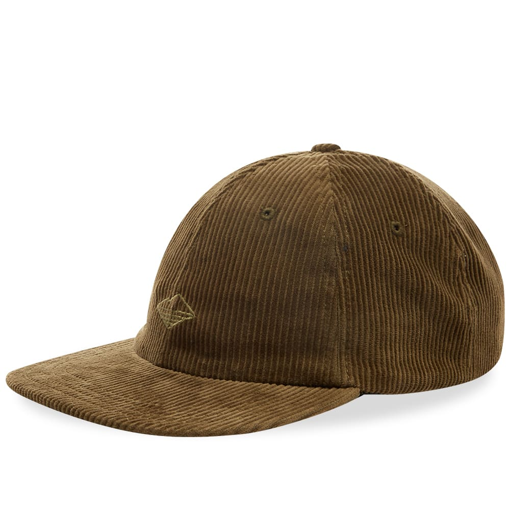 Battenwear Field Cap In Brown