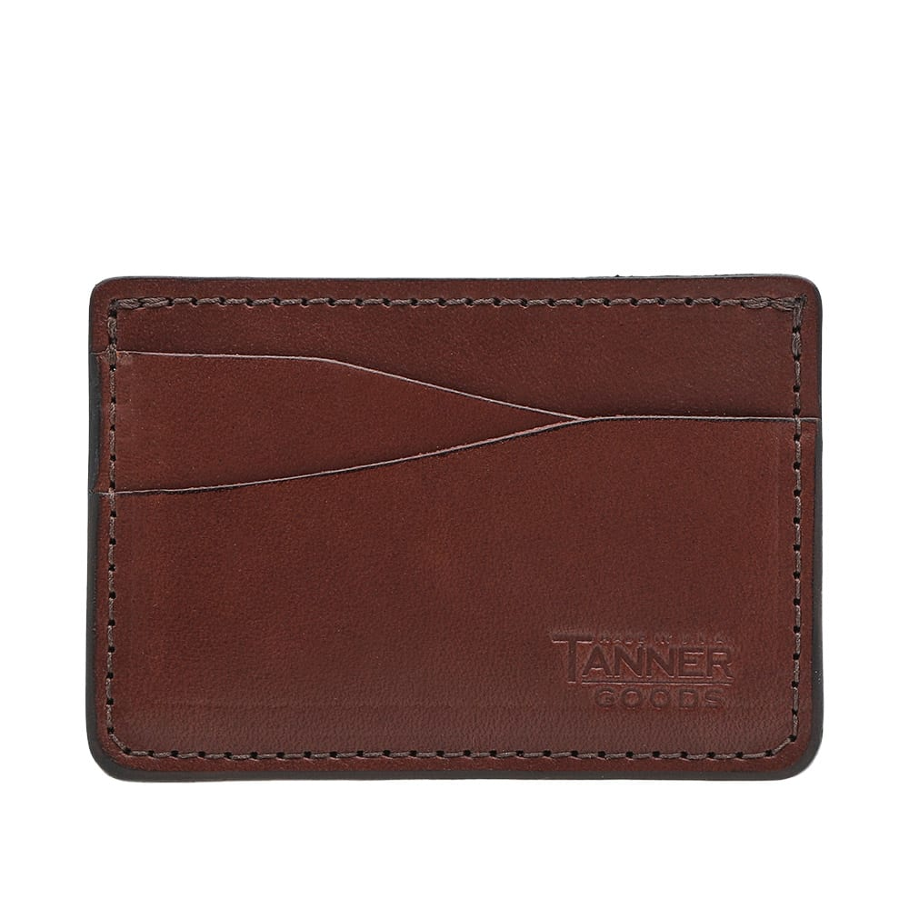 TANNER GOODS JOURNEYMAN WALLET
