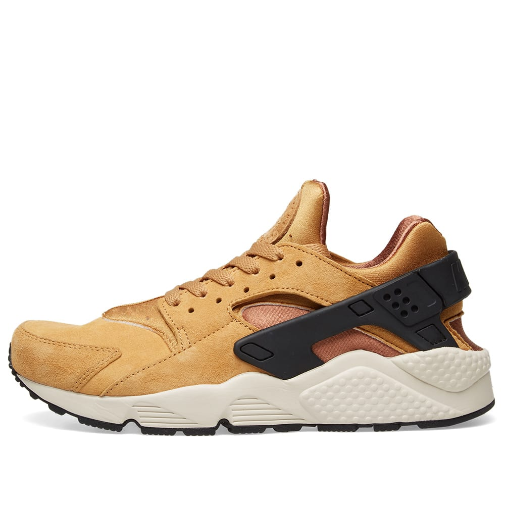 c6525bb608e5d Nike Air Huarache Run Premium Wheat