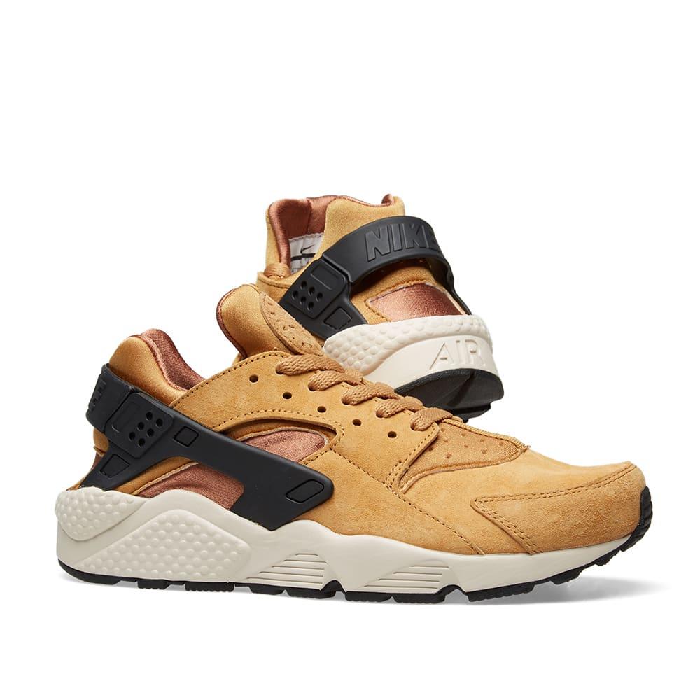 a3d4a11082732 Nike Air Huarache Run Premium. Wheat ...