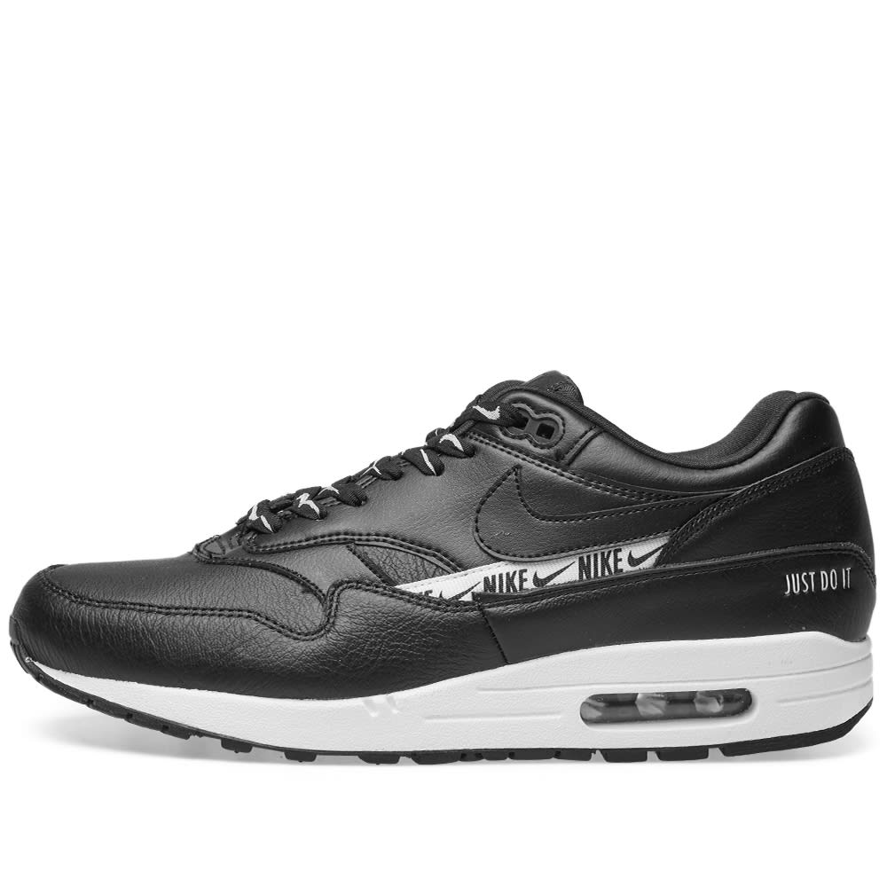 check out 0487f b5da9 Nike Air Max 1 SE W Black   White   END.