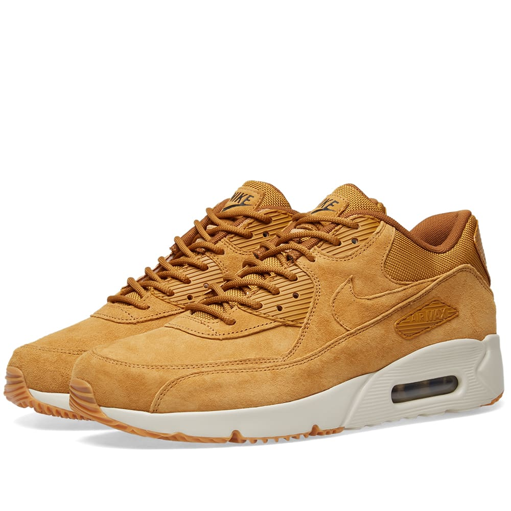 sale retailer 23041 2af6e Nike Air Max 90 Ultra 2.0 Wheat, Bone, Brown   Black   END.
