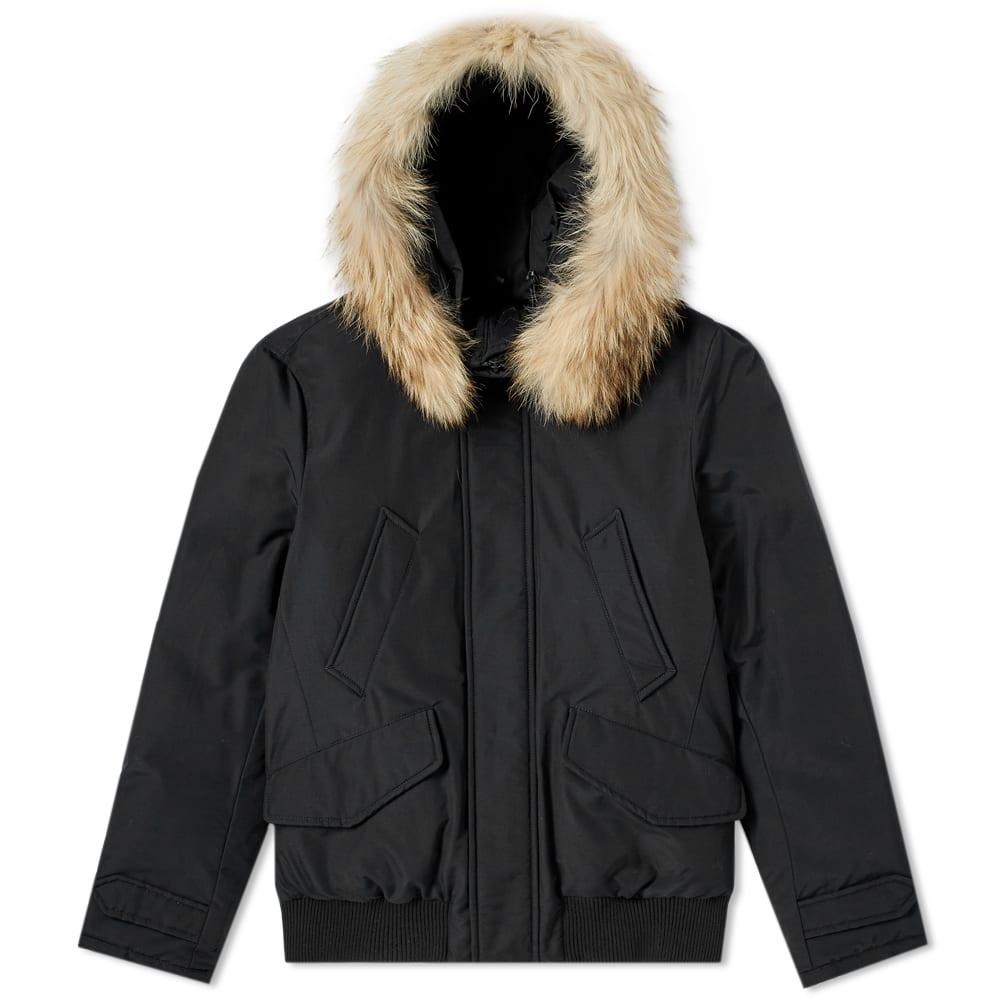 019681351 Woolrich Polar Jacket HC