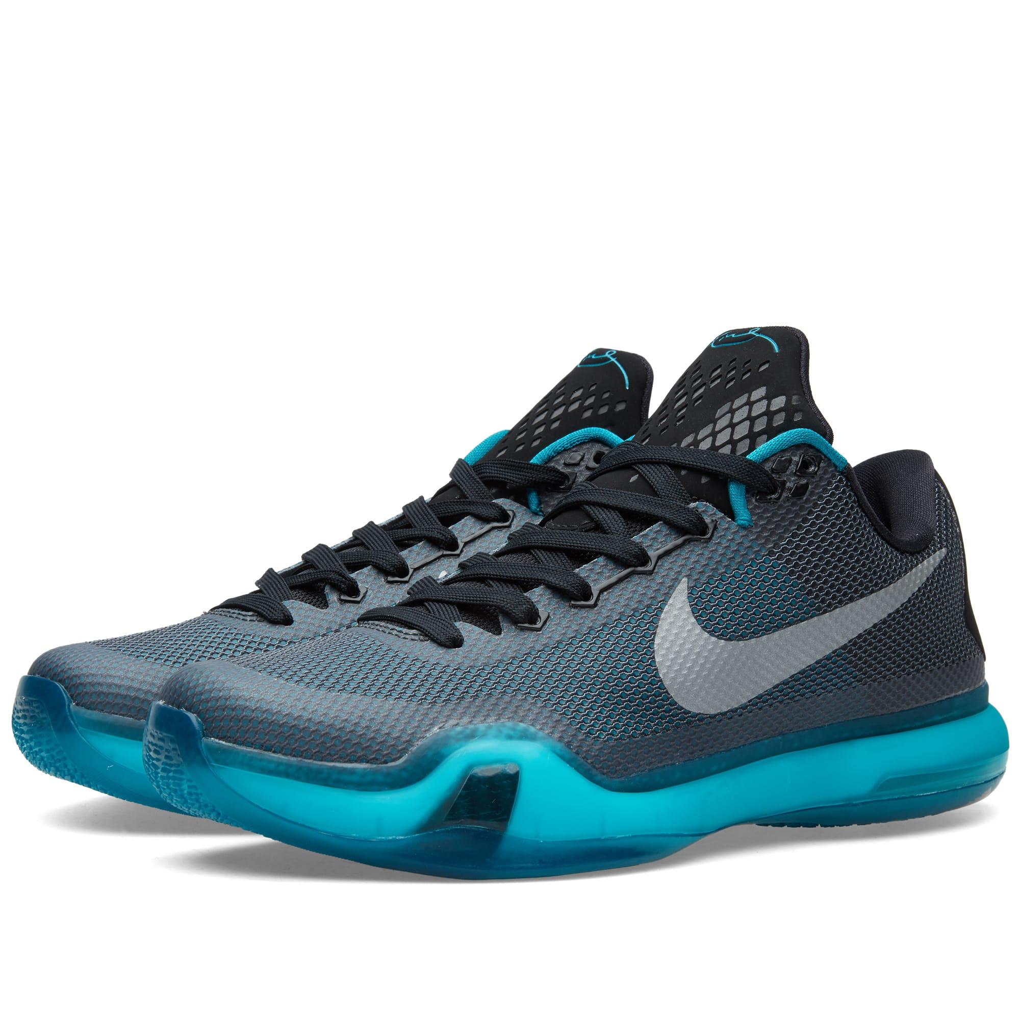90f99de2fce Nike Kobe X  Liberty  Black