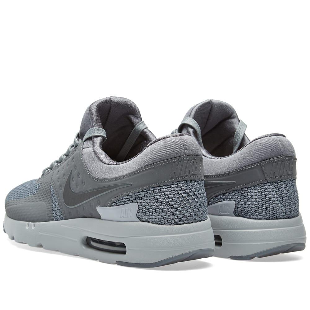 cheap for discount 4623a fcfa6 Nike Air Max Zero QS Cool Grey   Dark Grey   END.