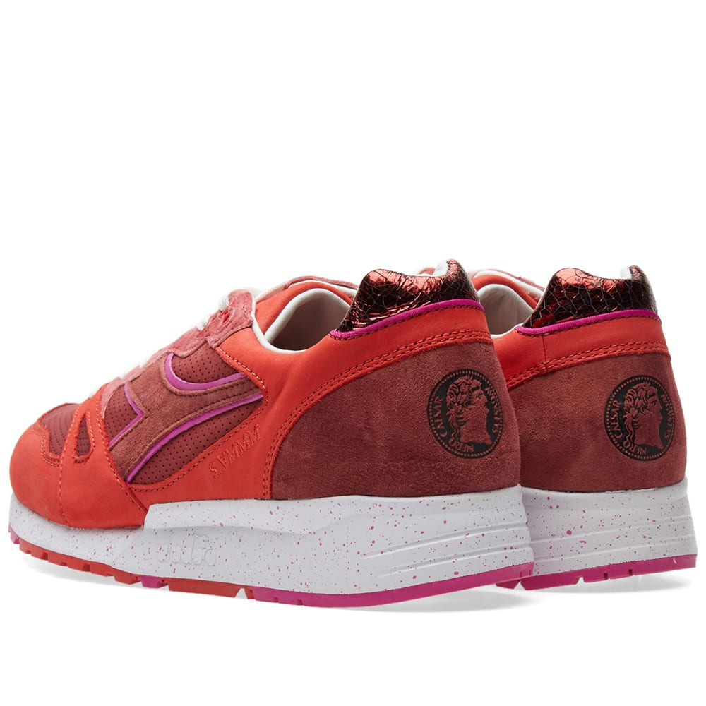 newest collection ce2bf 6a013 Diadora x The Good Will Out S8000  Nerone  Deco Rose   END.
