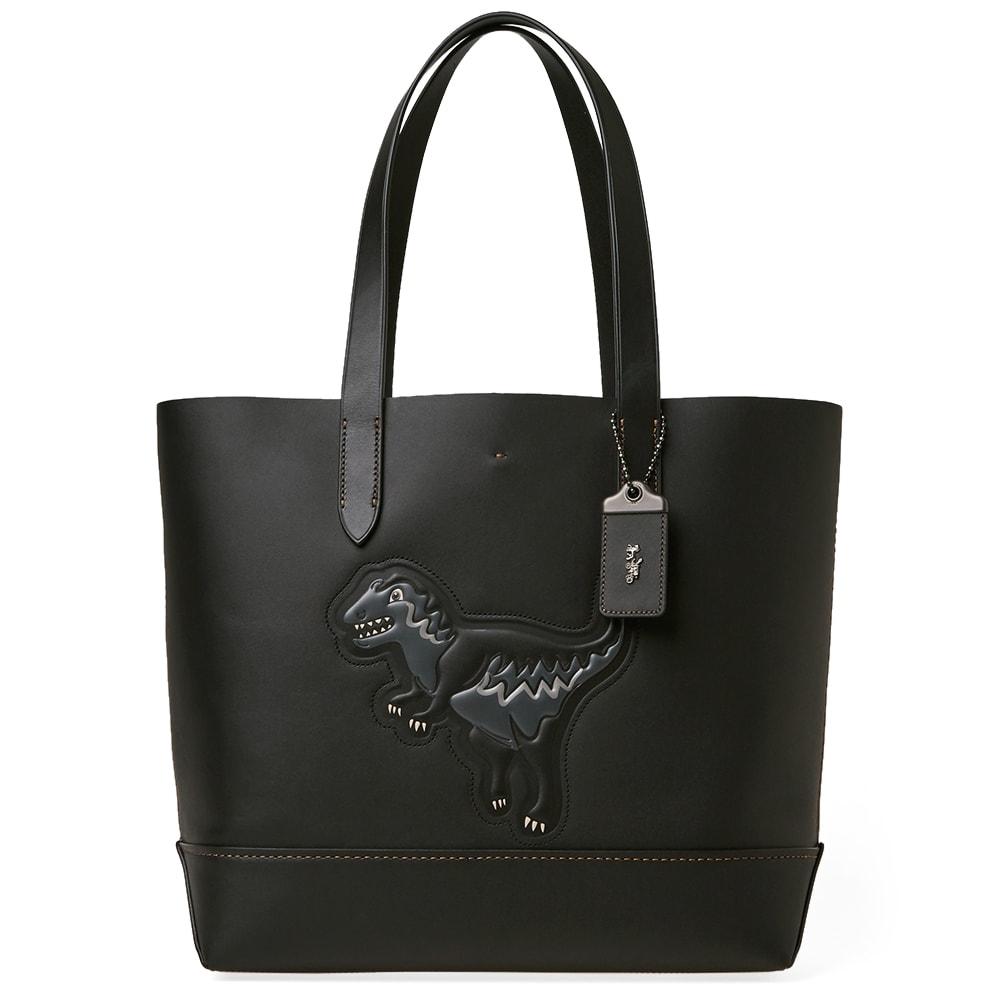 0ed7e781f Coach Rexy Gotham Tote Bag Black   END.