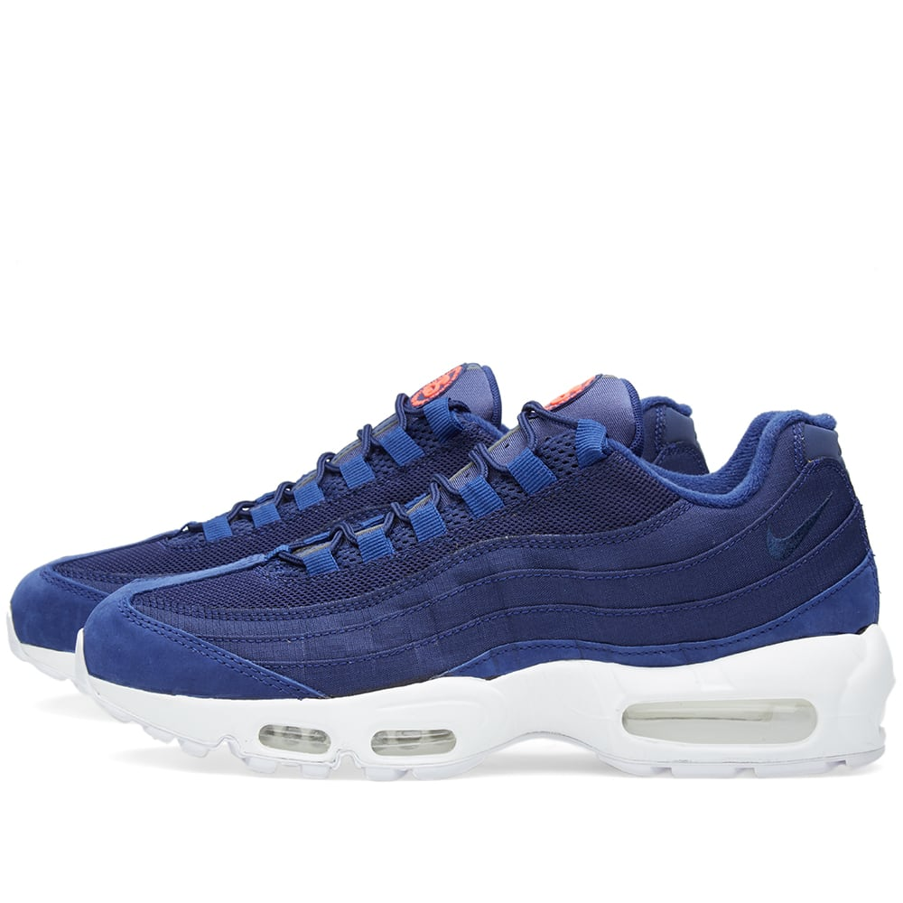 newest 1278a 83af0 Nike x Stussy Air Max 95 Loyal Blue   White   END.