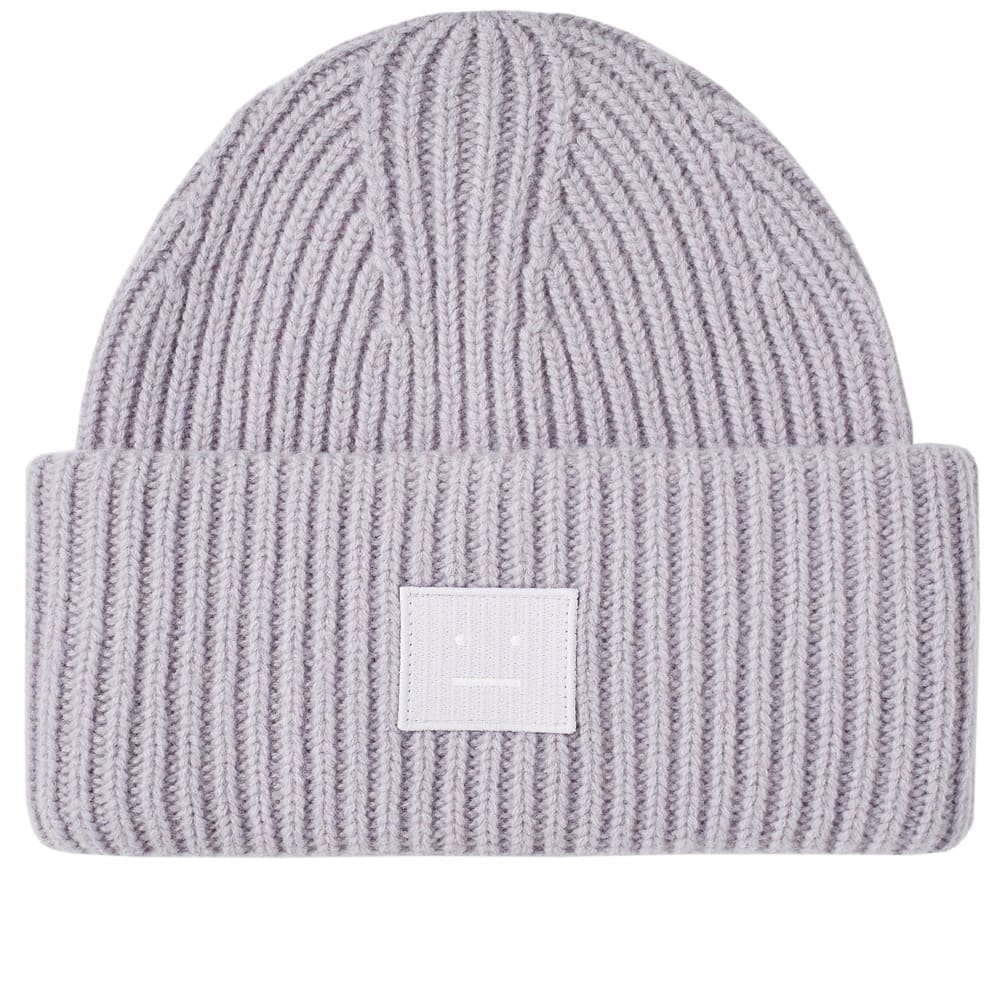5c1e995a Acne Studios Pansy N Face Beanie Mauve Purple | END.