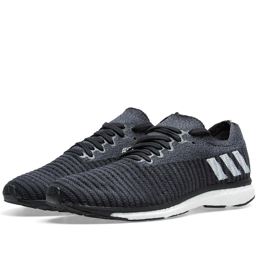 Adidas Adizero Prime Core Black Amp White End