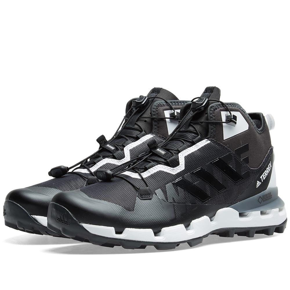 huge discount f8829 fed76 Adidas x White Mountaineering Terrex Fast GTX-Surround Black   White   END.
