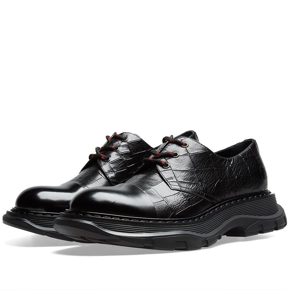 Alexander Mcqueen Alexander McQueen Oversized Sole Derby Shoe