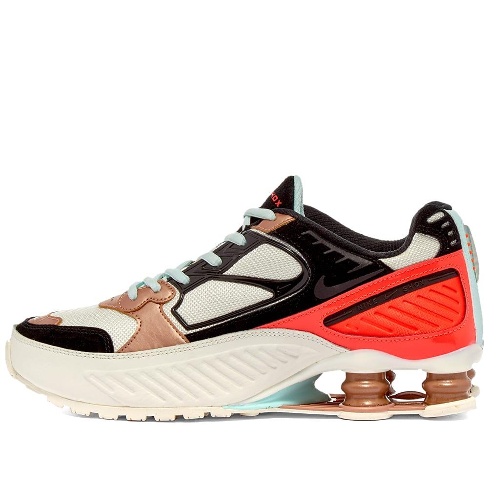 Nike Shox Enigma W Metallic Red, Bronze