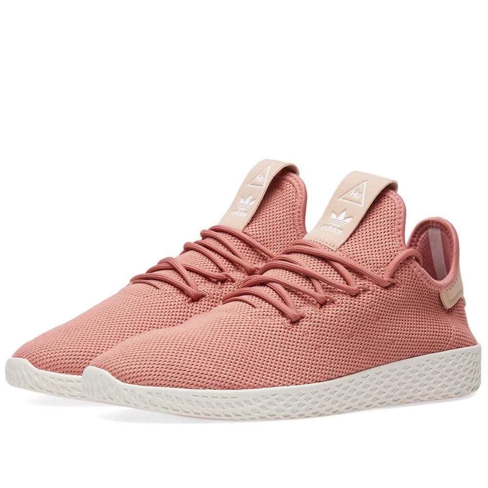 6980201f9f729 Adidas PW Tennis HU W Ash Pink   Chalk White