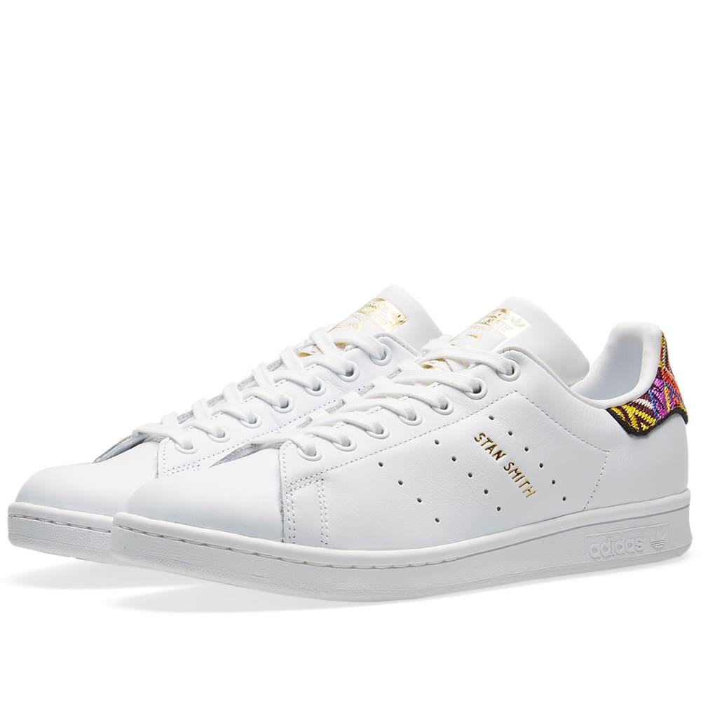 Adidas Stan Smith W White | END.