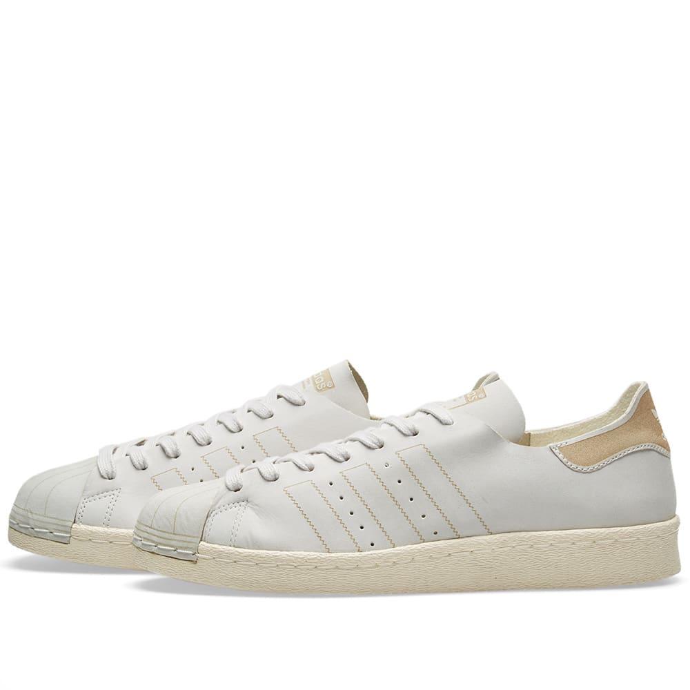 outlet store 8a29d 299ac Adidas Superstar 80s Decon