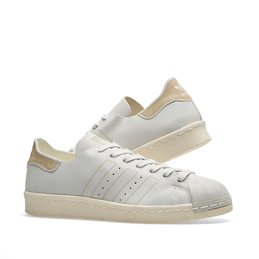 adidas superstar wit dames sale