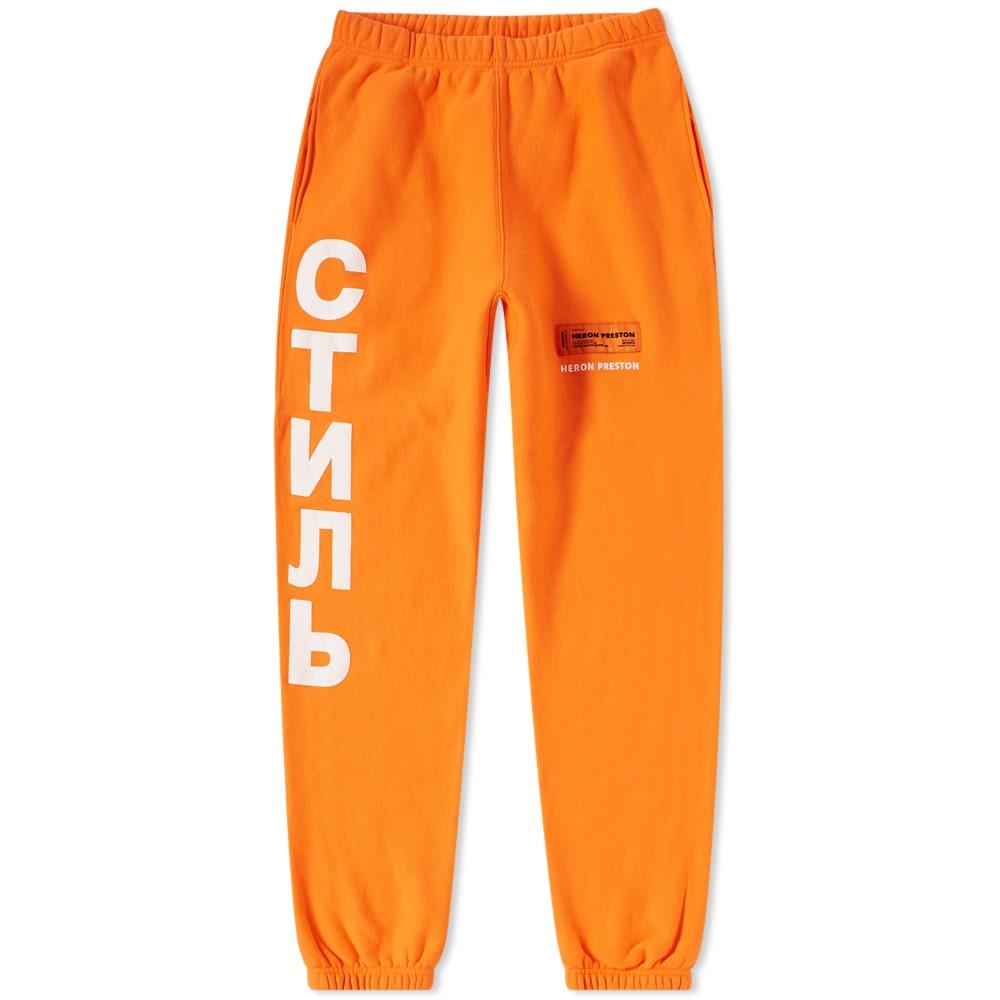 superior performance official price big collection Heron Preston CTNMB Sweat Pants