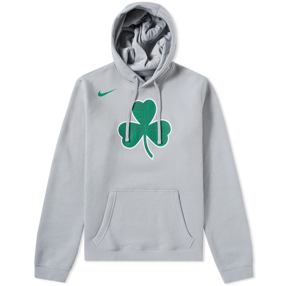new product ee3a1 c9f7f Nike Boston Celtics City Edition Hoody