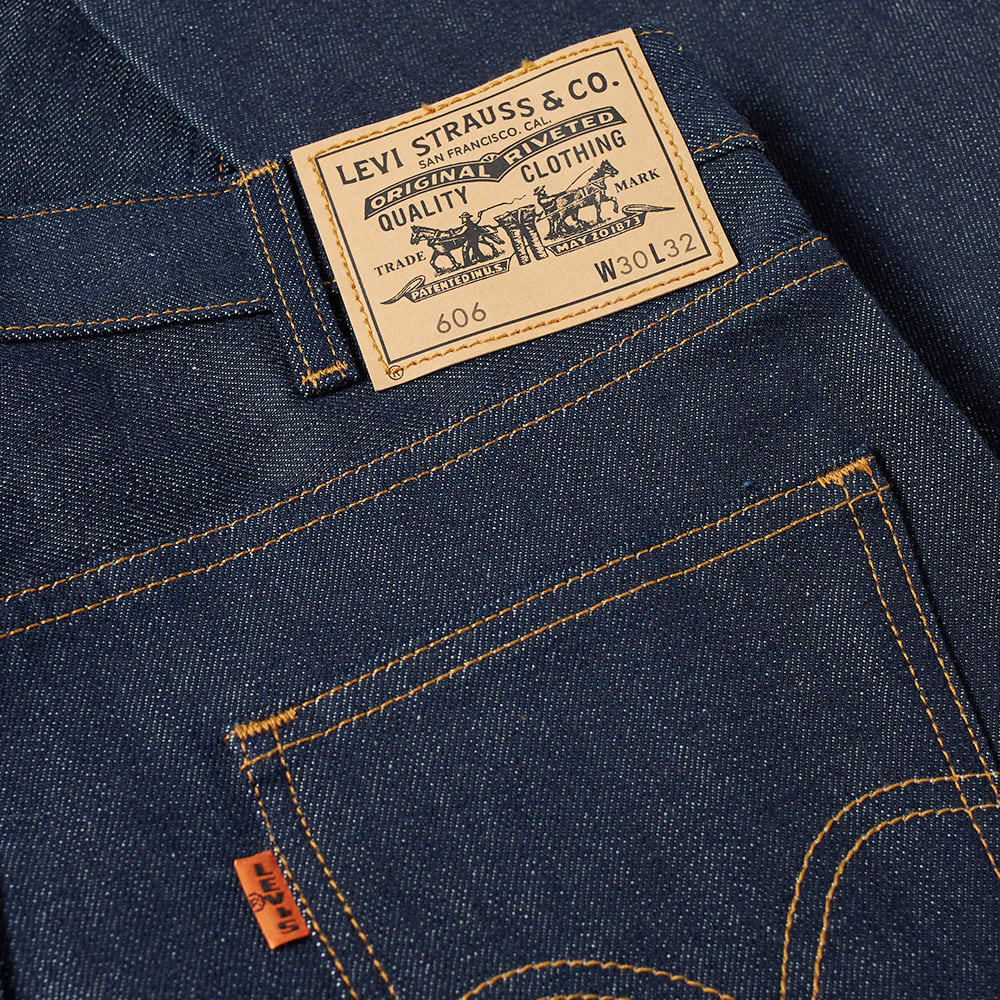 872f2704318 Levi's Vintage Clothing 1969 606 Jean Rigid | END.
