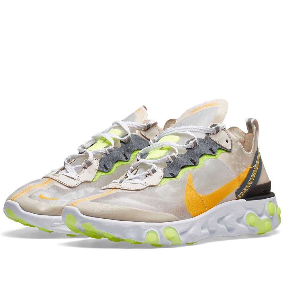 a2d98784d9b08 Nike React Element 87 Light Brown
