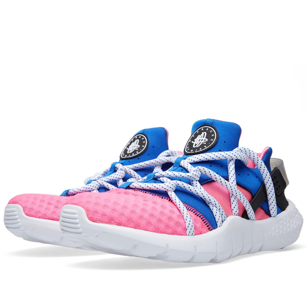 timeless design 29b5c e555f Nike Air Huarache NM Dynamic Pink   Black   END.