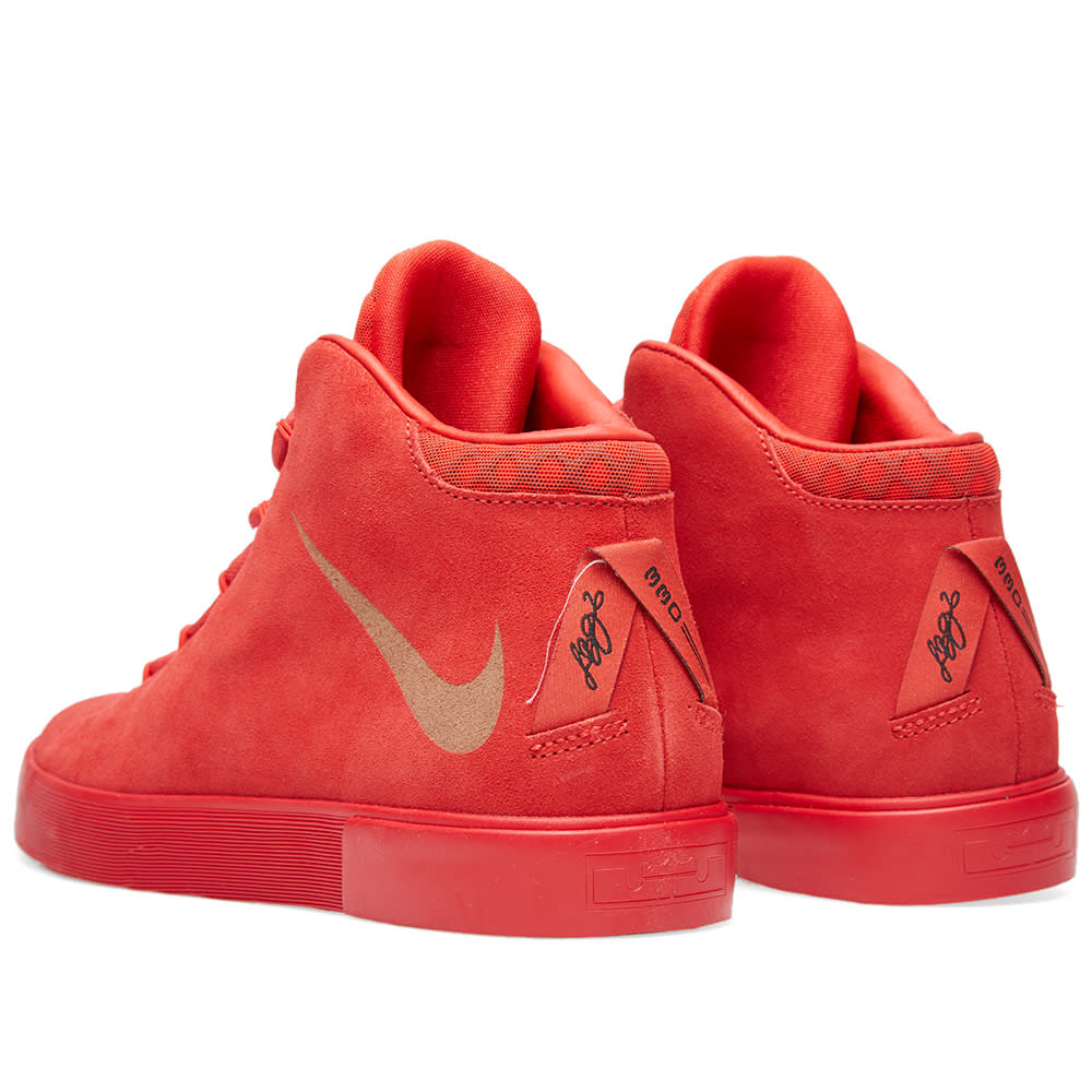 best authentic deff8 66622 Nike LeBron XII NSW LIfestyle QS. Challenge Red