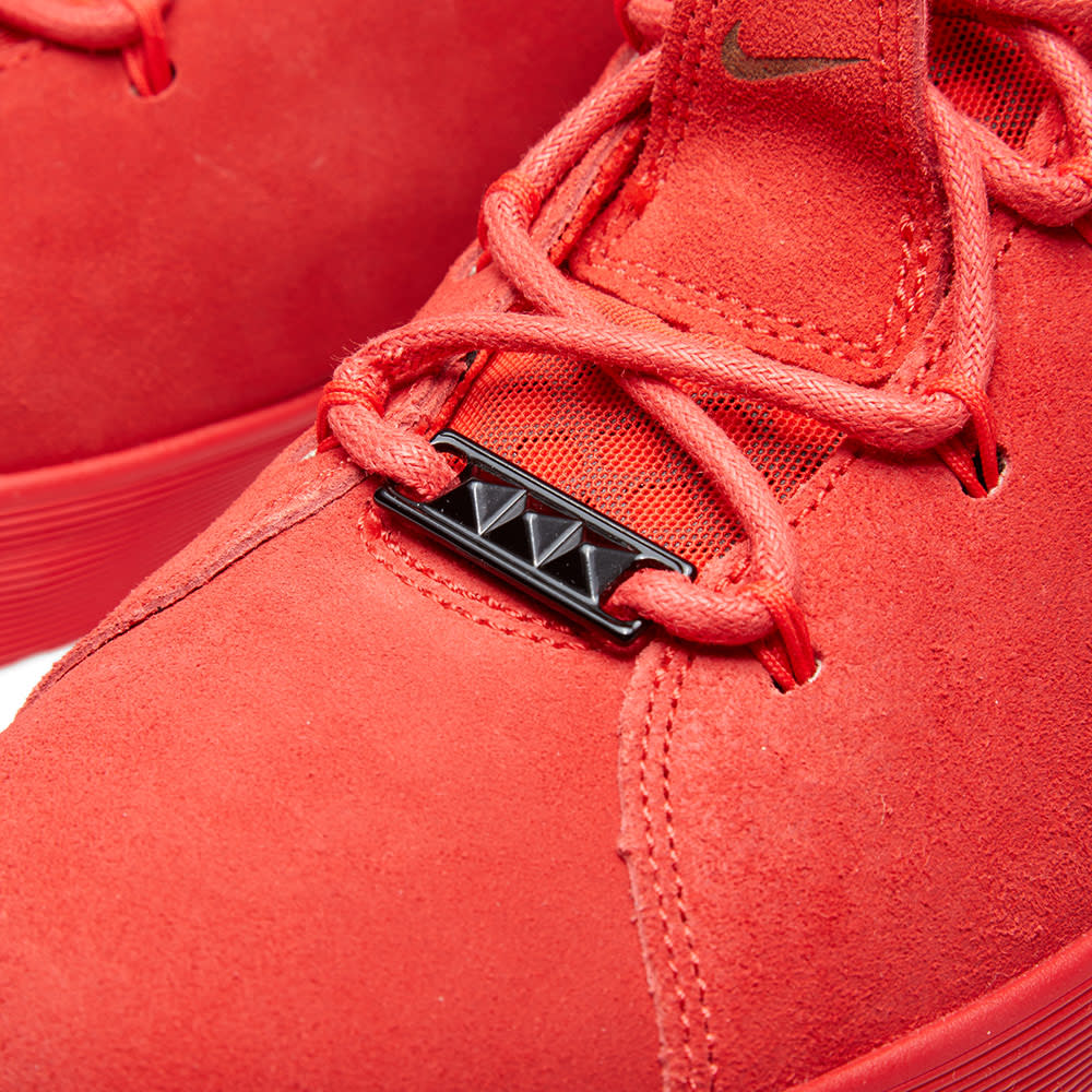 wholesale dealer 7fbbc 95b03 Nike LeBron XII NSW LIfestyle QS Challenge Red   END.