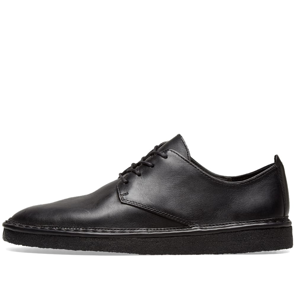 0d32f63a9f6 Clarks Originals Walbridge Lace Black Leather | END.