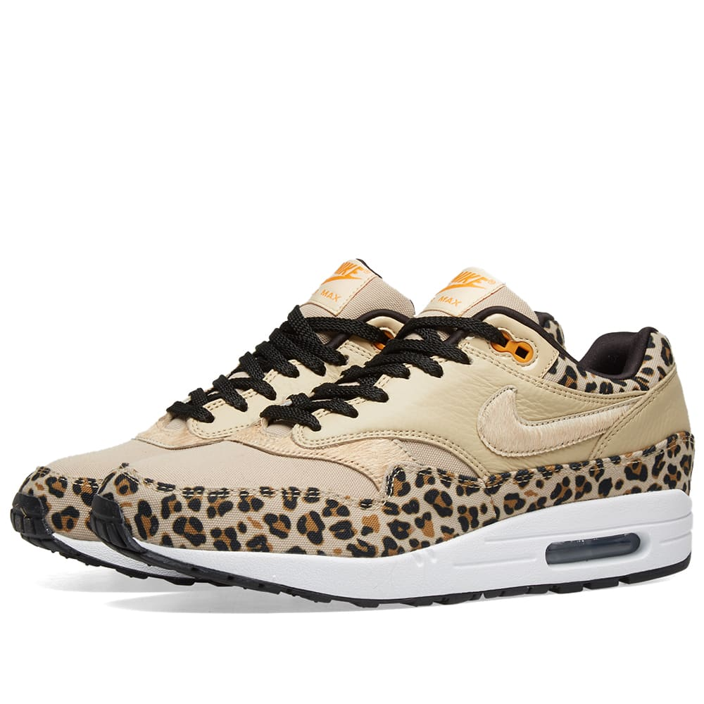 newest b01ad aa14e Nike Air Max 1 Premium W  Animal Pack  Desert Ore   END.