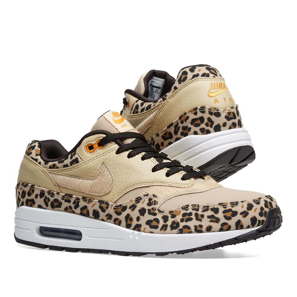 new concept 4c741 bcd61 Nike Air Max 1 Premium W  Animal Pack