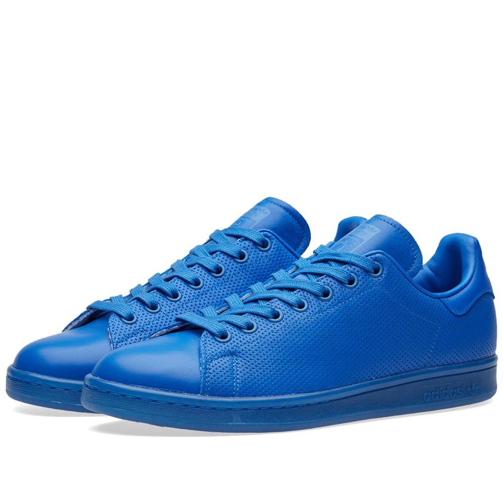 Adidas stan smith adicolor blue for Adidas stan smith colori