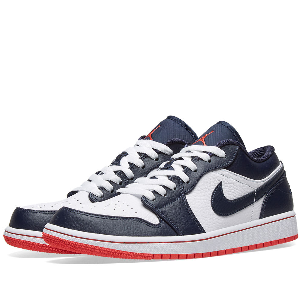 3a510af6fb7e Air Jordan 1 Low Obsidian