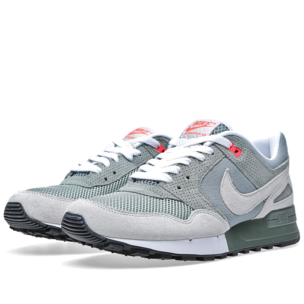 nike air pegasus 39 89 mica green light base grey. Black Bedroom Furniture Sets. Home Design Ideas