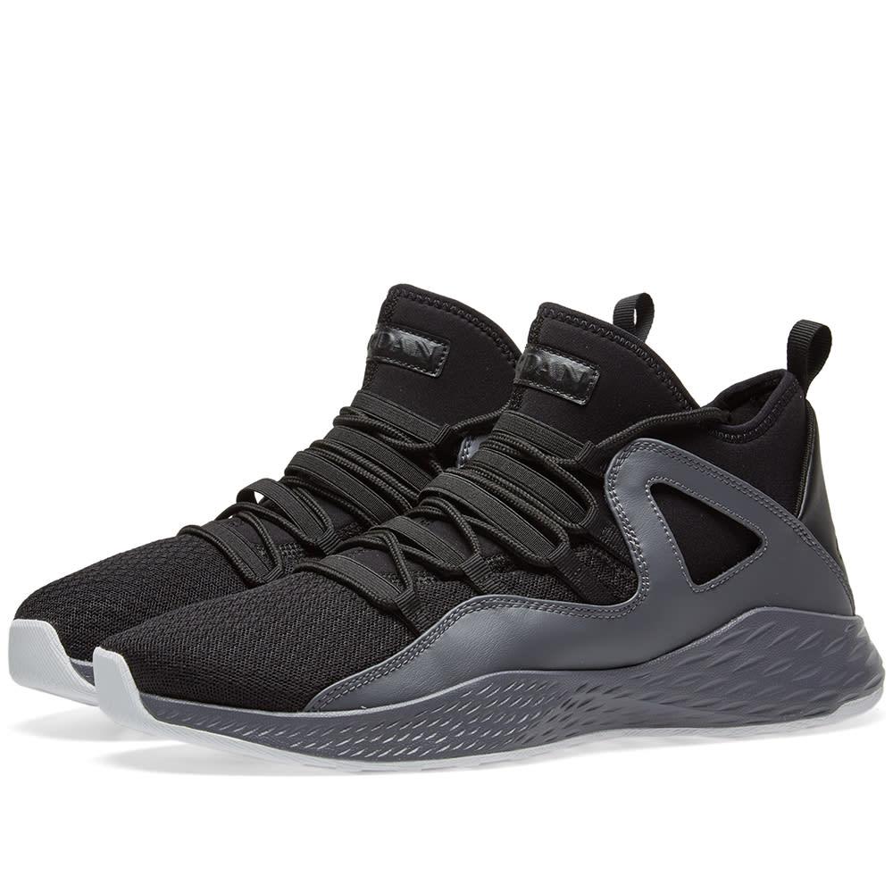 ddf75ef029bc54 Nike Jordan Formula 23 Black