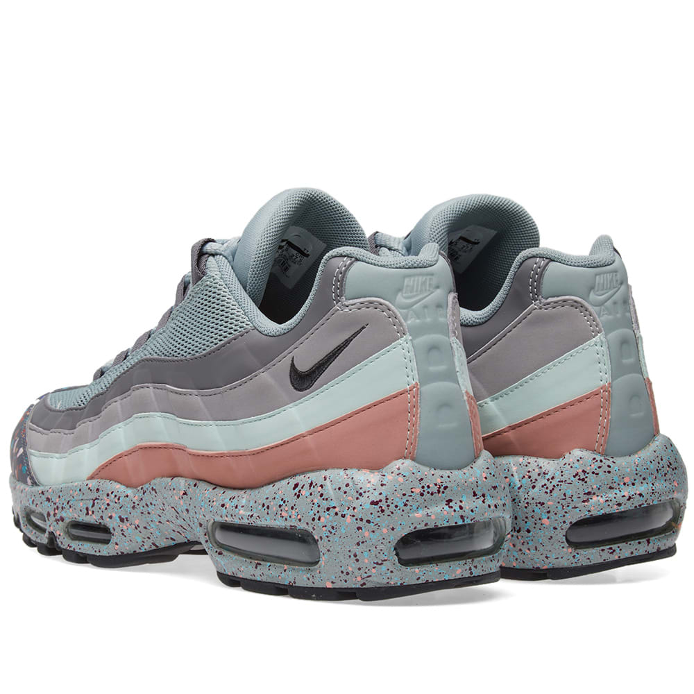 fef1c9a747 Nike Air Max 95 SE W. Pumice, Anthracite & Rust Pink