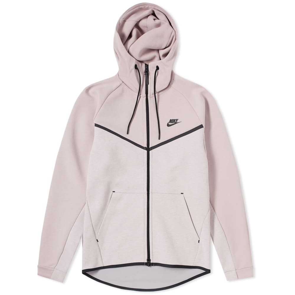 fa7b15f56904 Nike Tech Fleece Windrunner Hoody Particle Rose
