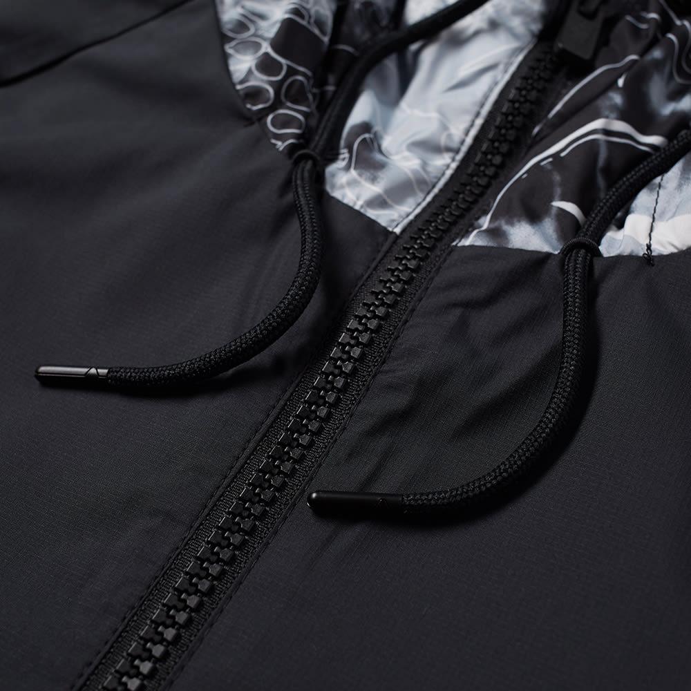 Nike Tie Dye Windrunner Wolf Grey