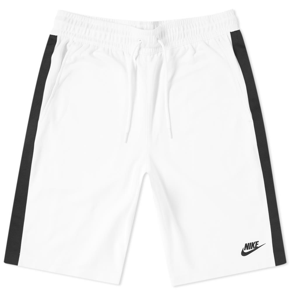Nike Tribute Short White \u0026 Black | END.