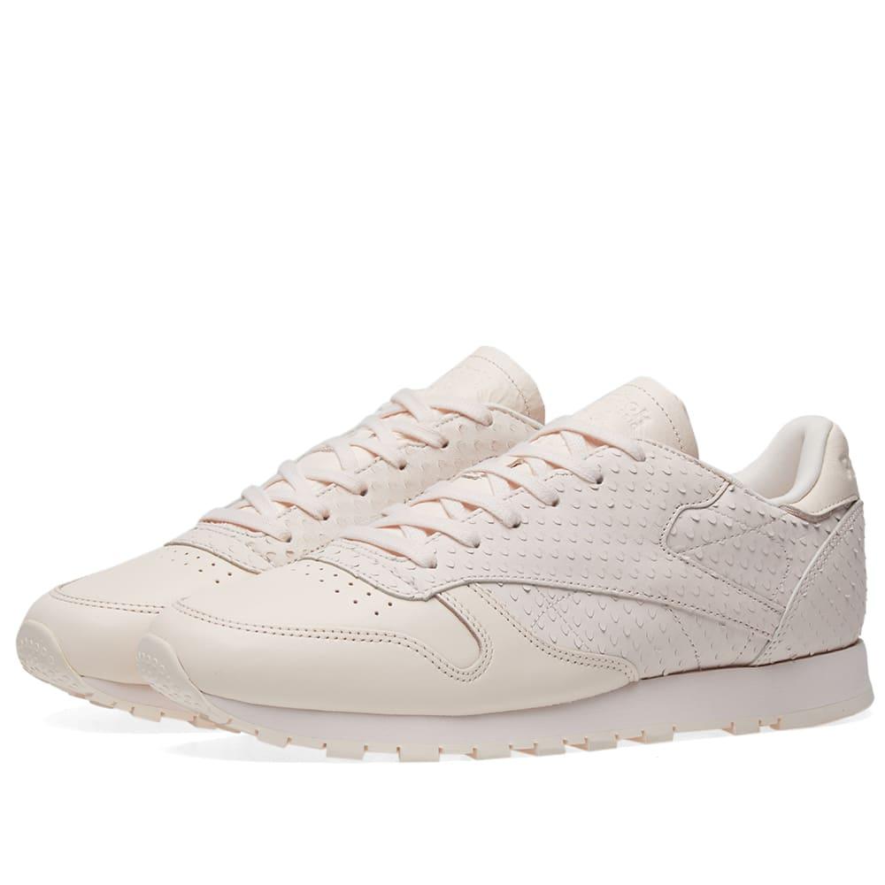1b3798f89ee4b Reebok Classic Leather IL W Pale Pink