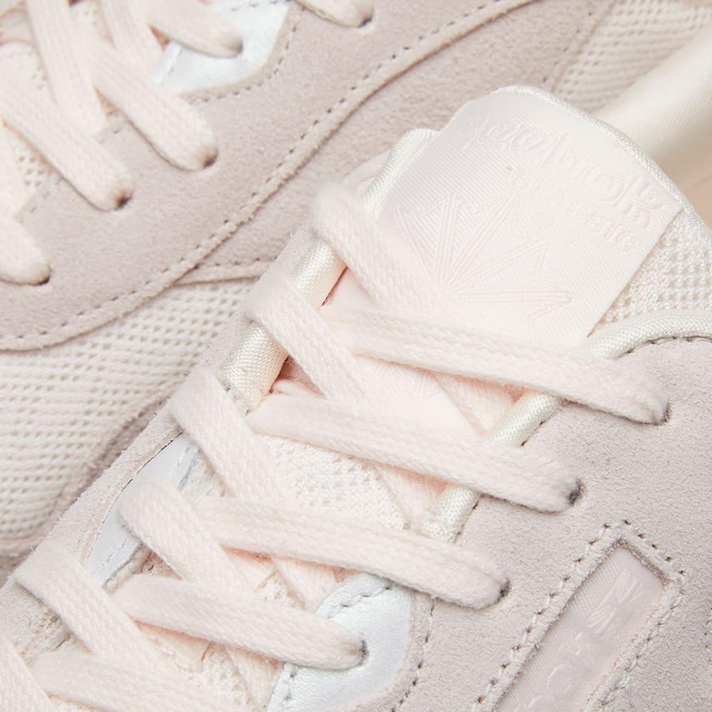 2773fe6607b Reebok CL Nylon Cold Pastel W Pale Pink   Chalk