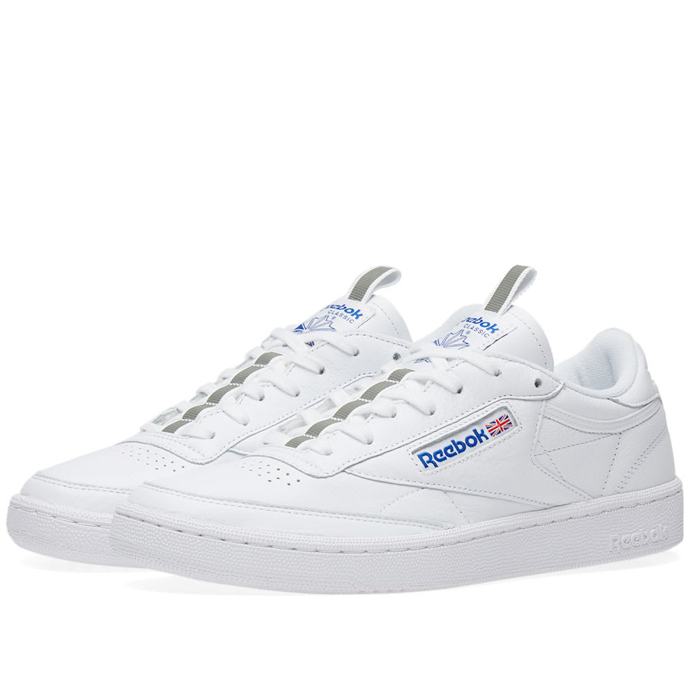 b17deb3bb83 Reebok Club C 85 RT White