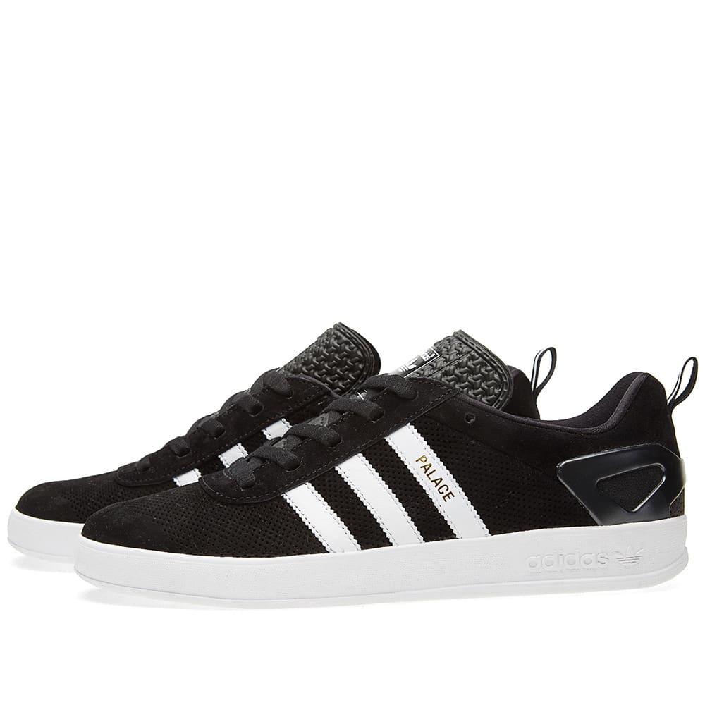 Adidas x Palace Pro Black \u0026 White | END.