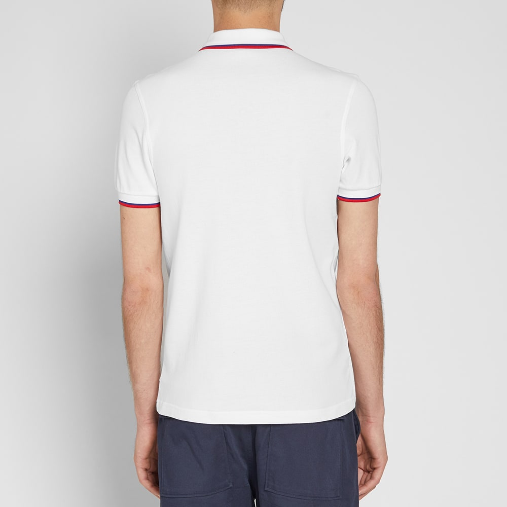619f2987c Fred Perry Russia Country Polo Shirt White | END.