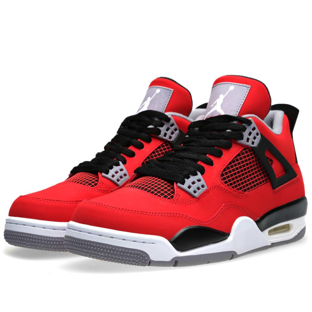 best sneakers a46e1 9913b Nike Air Jordan IV Retro 'Toro Bravo'