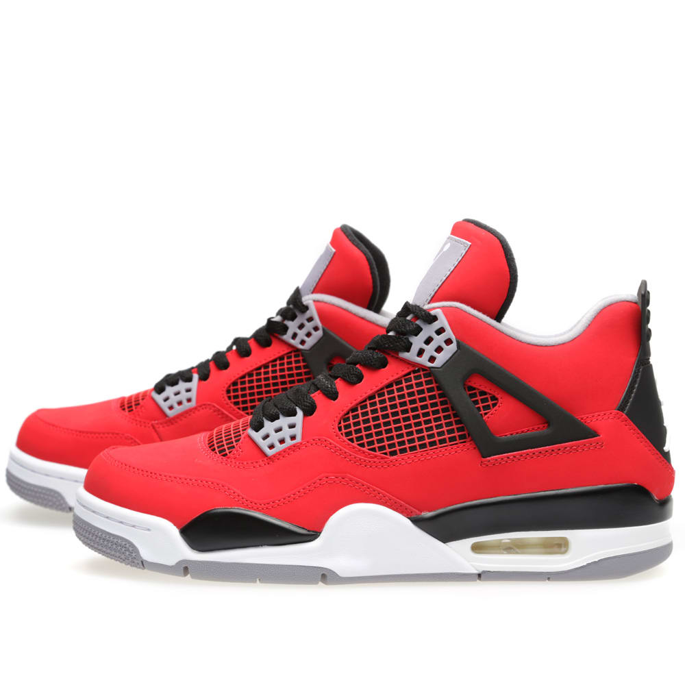 best sneakers 4648c cc33e Nike Air Jordan IV Retro 'Toro Bravo'