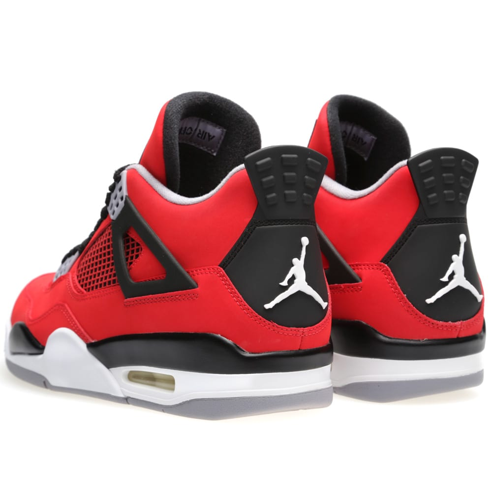95842fc8a653 Nike Air Jordan IV Retro  Toro Bravo  Fire Red
