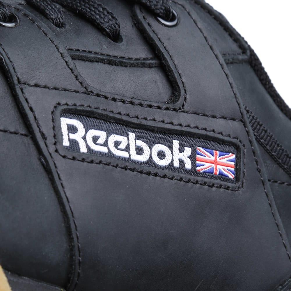 177485d3c8786 Reebok X Palace Workout Low Black End. Workout Low Gum Sole ...