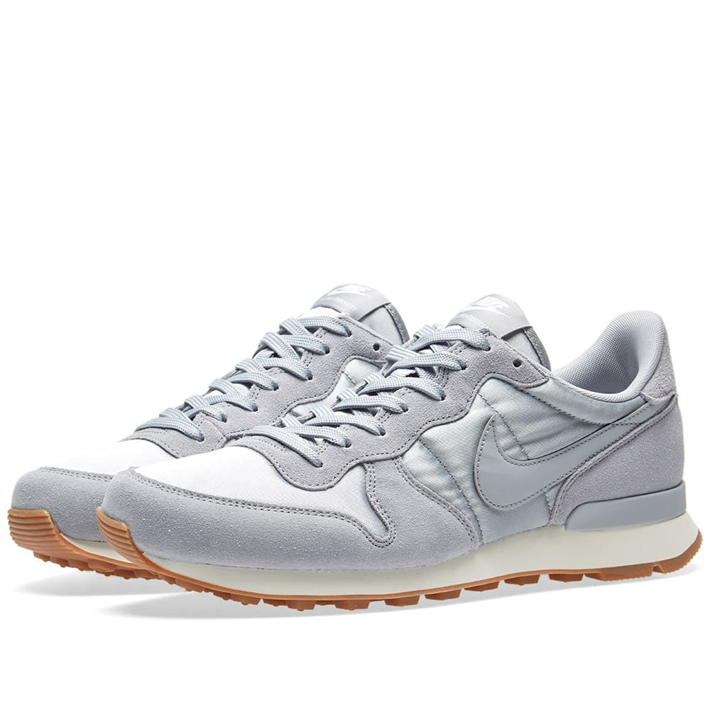 free shipping aa0f0 d3b8c Nike Internationalist W Wolf Grey & Sail | END.